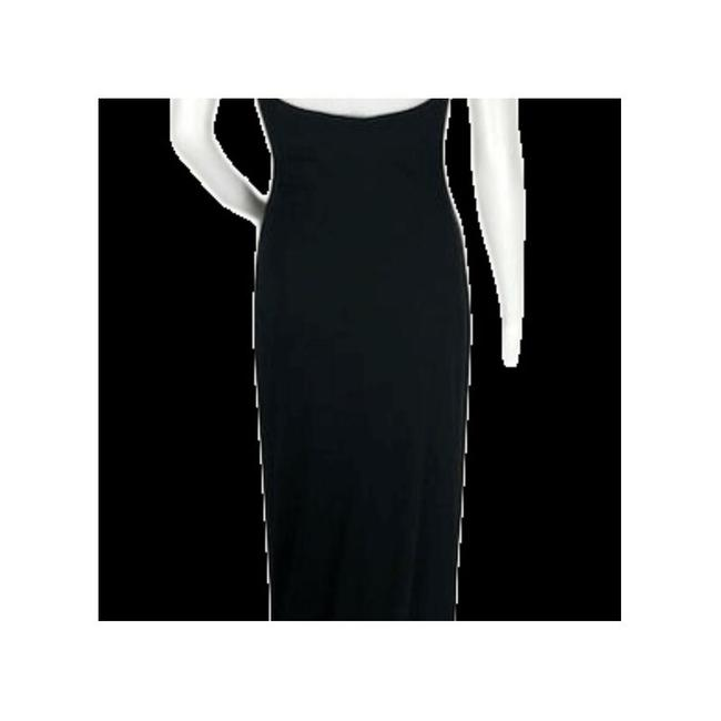 Black Maxi Dress by Laundry by Shelli Segal Image 4