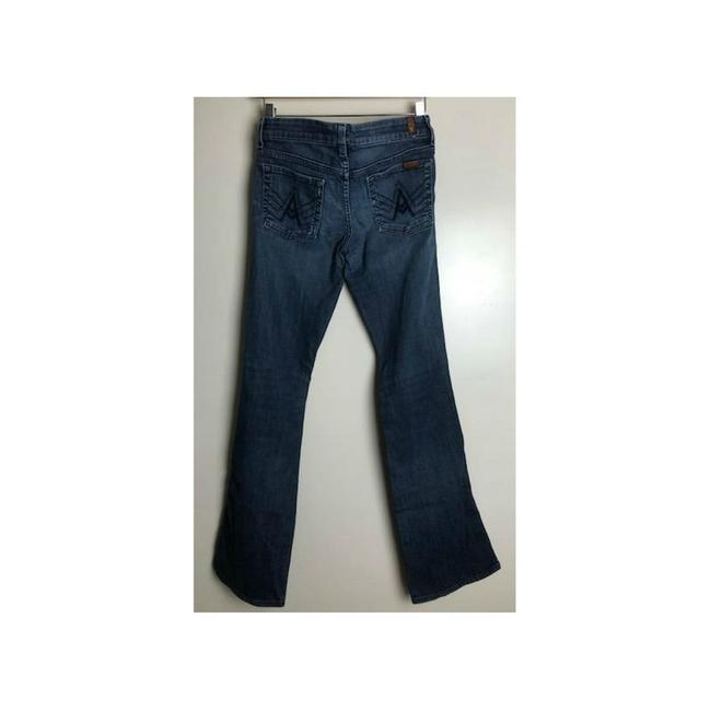 7 For All Mankind Straight Leg Jeans Image 1