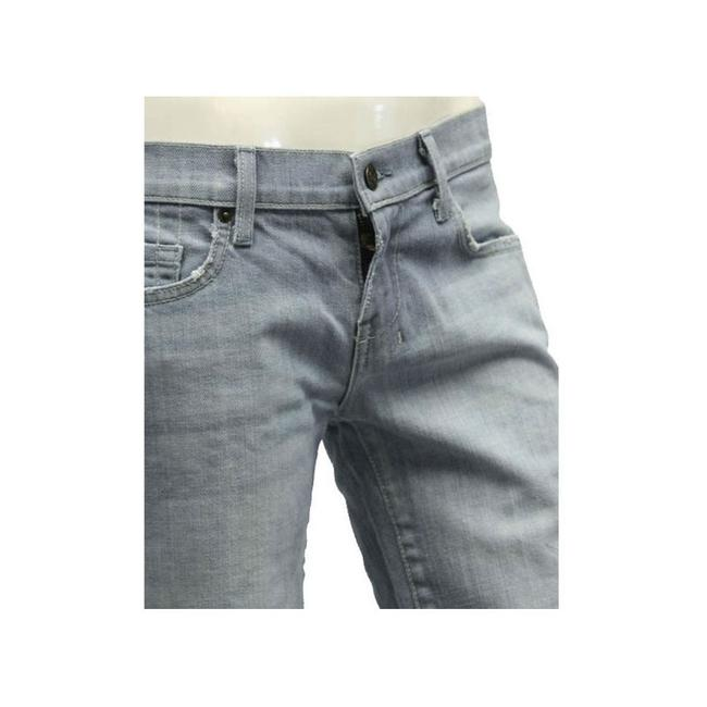 7 For All Mankind Bermuda Shorts Blue Image 1