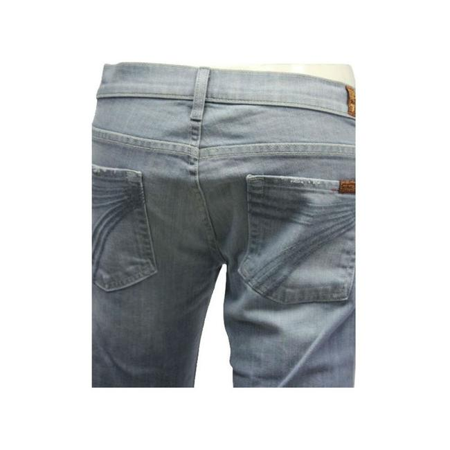 7 For All Mankind Bermuda Shorts Blue Image 2