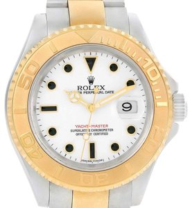 Rolex Rolex Yachtmaster 40 Steel Yellow Gold Steel Watch 16623 Box Papers