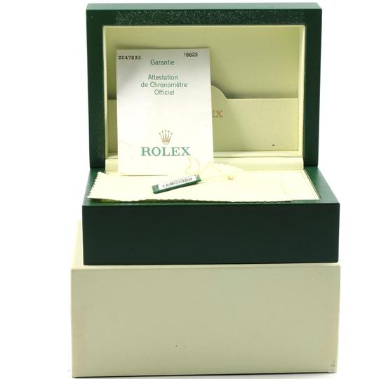 Rolex Rolex Yachtmaster 40 Steel Yellow Gold Steel Watch 16623 Box Papers Image 10