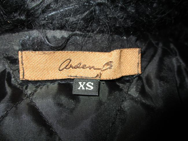 Arden B. Leather Suede Pigsuede Shearling 010 Fur Coat Image 7