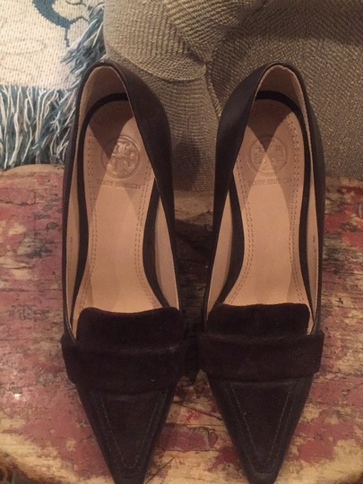Tory Burch Chocolate brown Pumps Image 1
