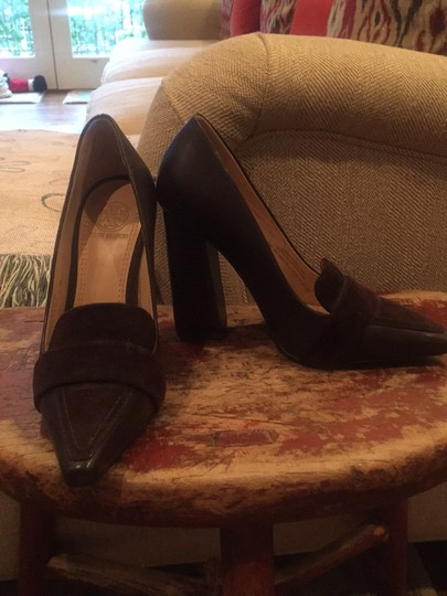 Tory Burch Chocolate brown Pumps Image 5