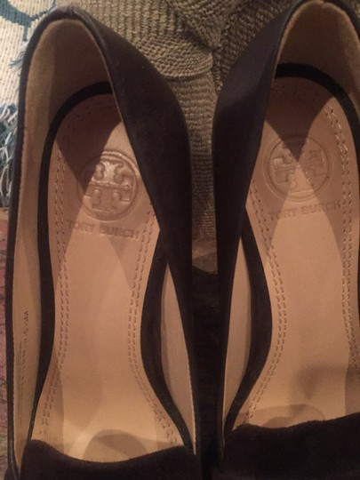 Tory Burch Chocolate brown Pumps Image 7
