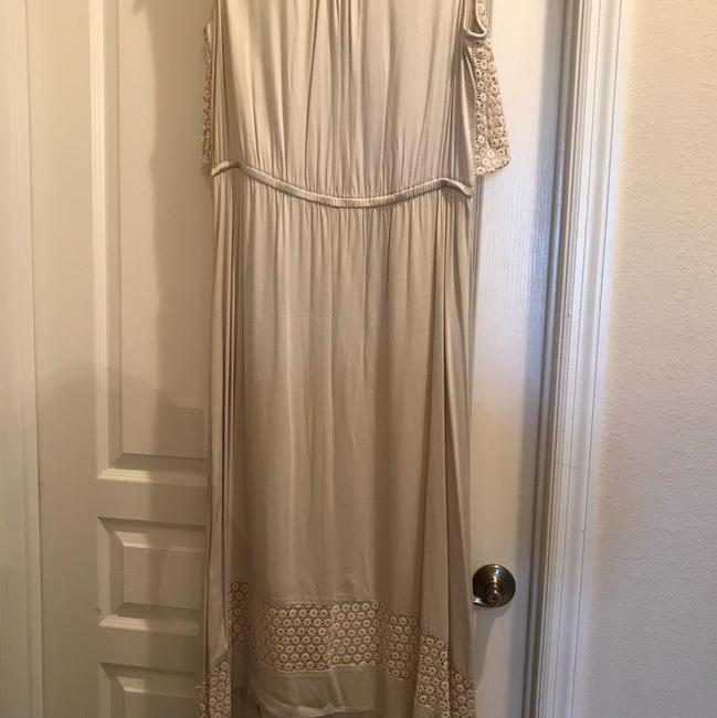 Ivory cream Maxi Dress by Chico's Image 3