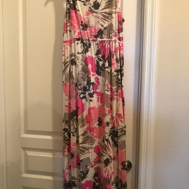 Pink Maxi Dress by Sonoma Image 3