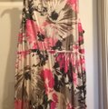 Pink Maxi Dress by Sonoma Image 4