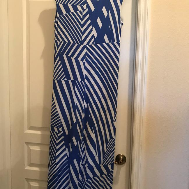 Blue Maxi Dress by Chico's Image 3
