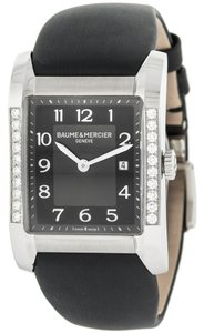 Baume & Mercier Baume and Mercier Hampton MOA10022 Original Diamonds Quartz Women's Watch