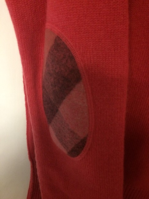 Burberry Brit Cashmere Elbow Patch Sweater Image 1