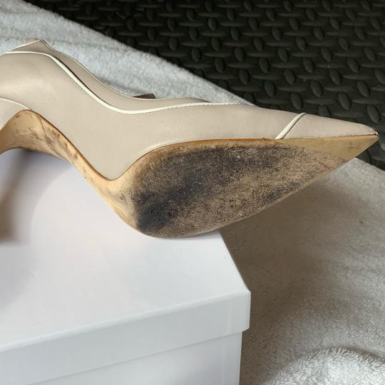 Christian Dior Signature Heel Pump pearl/white Pumps Image 2