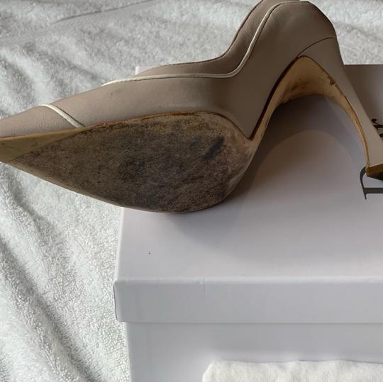 Christian Dior Signature Heel Pump pearl/white Pumps Image 3