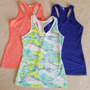 Fila Fila workout tanktops