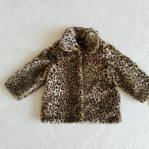 OshKosh B'gosh Animal print. Black Jacket