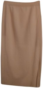 Escada Maxi Skirt Vanilla/light beige