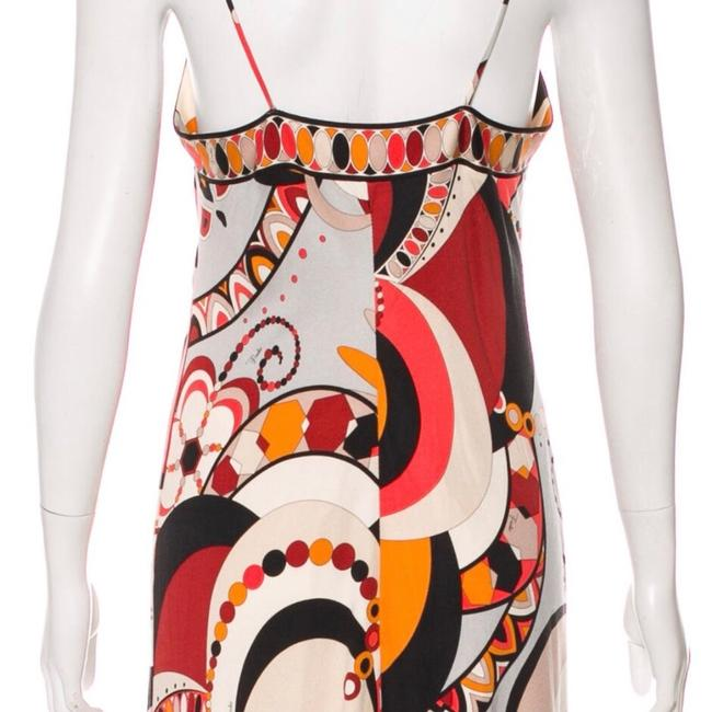Emilio Pucci short dress Multicolor Abstract Print on Tradesy Image 1