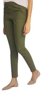 Old Navy Pixie Cargo Straight Pants Army
