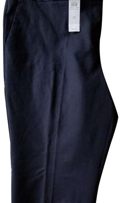 Ann Taylor Blue Devin Pants Size 18 (XL, Plus 0x) Ann Taylor Blue Devin Pants Size 18 (XL, Plus 0x) Image 1
