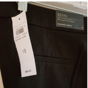 Ann Taylor New With Tags Pencil Trouser Pants Black
