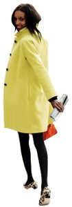 Boden Neon Wool Ingrid Trench Pea Coat