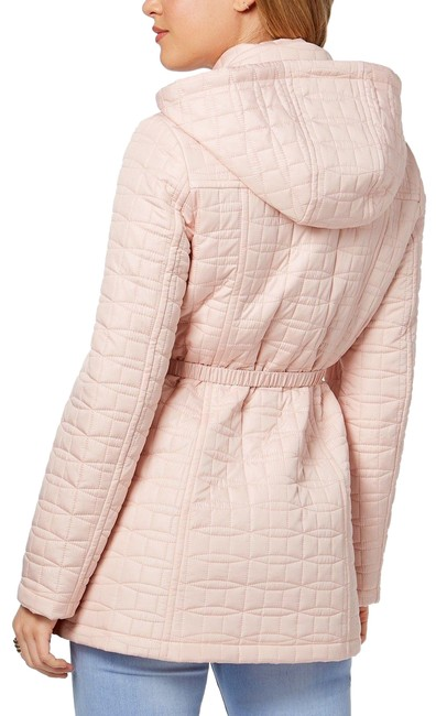 Item - Pink Quilted Puffer Coat Size 8 (M)