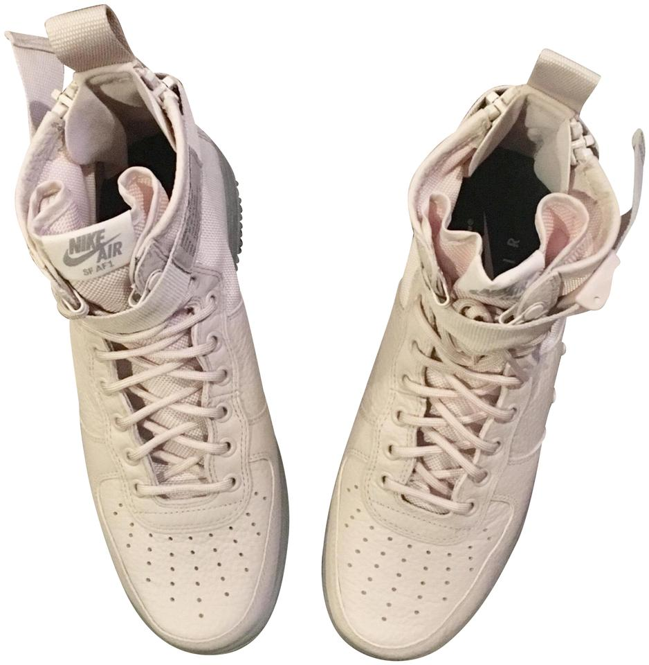 low priced dc3ad 245e8 Nike Pink Aa3966-600 Sf Air Force 1 Sneakers Size US 8.5 Regular (M, B) 34%  off retail