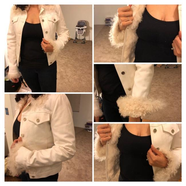 Item - White & Cream From Tom Ford Jacket Size 2 (XS)