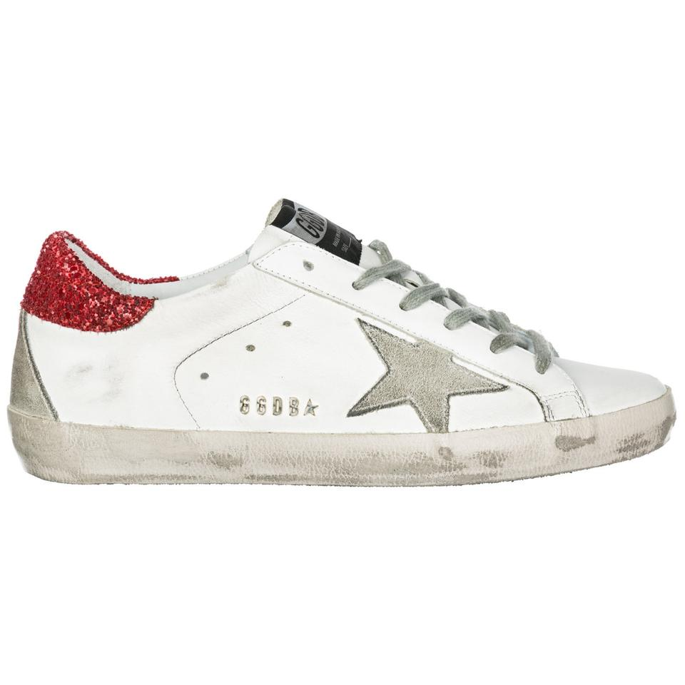 0bde5dbf7d5a Golden Goose Deluxe Brand Women s Leather Trainers Sneakers Sneakers ...