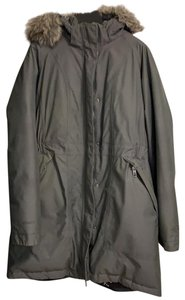 The North Face Hyvent Goose Down Insulated Waterproof Coat