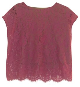 Robert Rodriguez Top pink