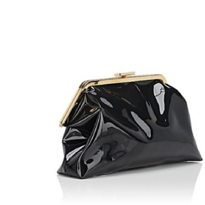 Barneys New York Black Clutch