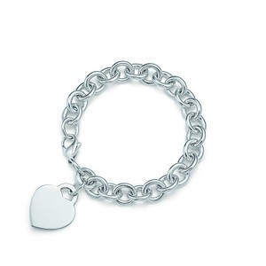 Tiffany Co Heart Tag Bracelet