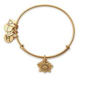 Alex and Ani Lotus Blossom Charm Bangle | Women & Infants Hospital