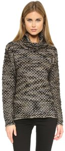 Parker Knit Metallic Chunky Eclectic Textured Sweater