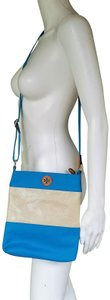 Tory Burch Coated Canvas Cross Body Bag