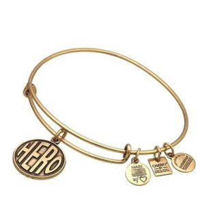 Alex and Ani Hero Charm