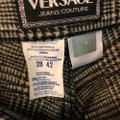 Versace Jeans Collection Straight Pants GRAY Image 4