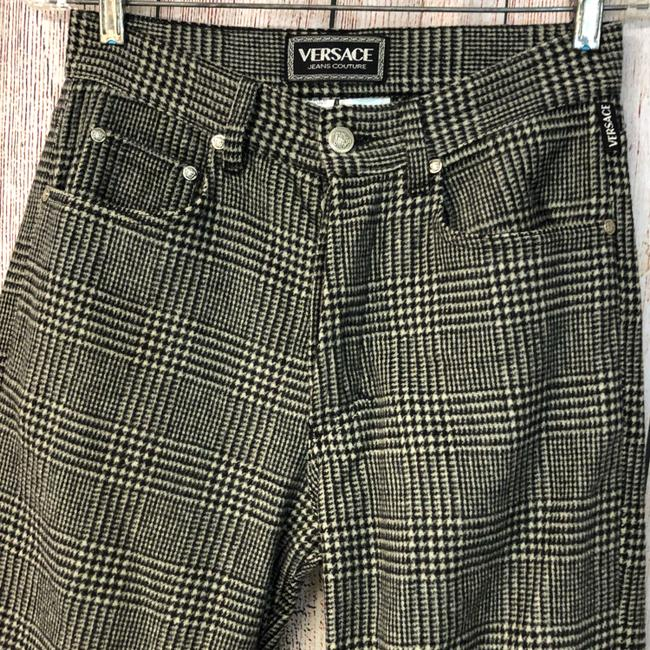 Versace Jeans Collection Straight Pants GRAY Image 1