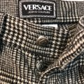 Versace Jeans Collection Straight Pants GRAY Image 3