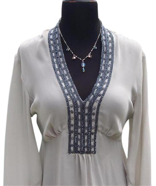 Preload https://img-static.tradesy.com/item/24497315/cache-gray-luxe-silk-metallic-bead-new-peasant-empire-tulip-sleeve-blouse-size-2-xs-0-1-650-650.jpg