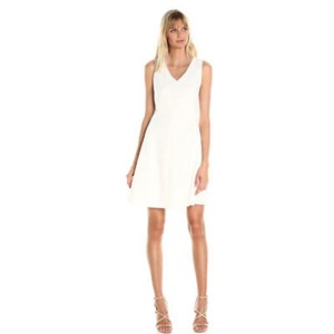 A|X Armani Exchange short dress White on Tradesy