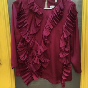 Tracy Reese Top magenta