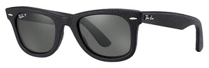 Ray-Ban LEATHER WRAPPED RAY-BAN WAYFARER RAYBAN