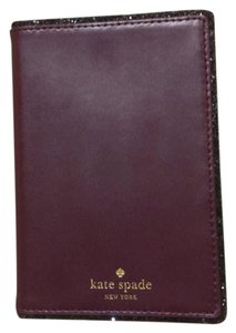 Kate Spade Kate Spade New York Imogene Passport Case Holder Seton Drive WLRU5161