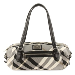Burberry Checkered Classic Vintage Purse Shoulder Bag