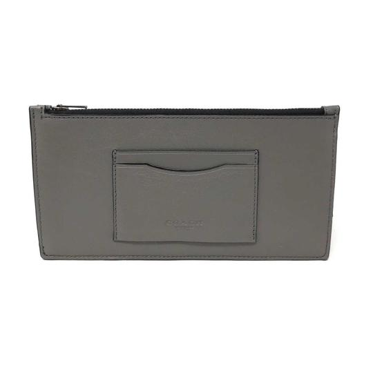Preload https://img-static.tradesy.com/item/24499157/coach-heather-grey-men-s-zip-phone-in-calf-wallet-0-0-540-540.jpg