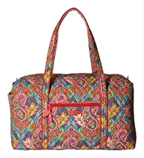 Preload https://img-static.tradesy.com/item/24499191/vera-bradley-large-duffel-tote-luggage-paisley-in-paradise-weekendtravel-bag-0-2-540-540.jpg