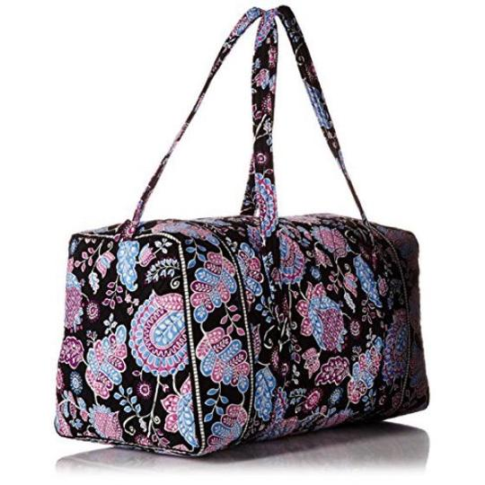 Preload https://img-static.tradesy.com/item/24499197/vera-bradley-large-duffel-luggage-tote-alpine-floral-weekendtravel-bag-0-1-540-540.jpg